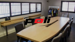 Poli meeting room