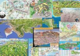 list map for information design